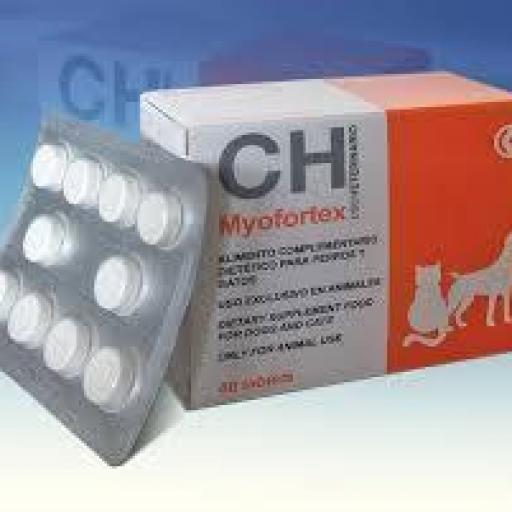 MYOFORTEX (Cardiaco perros y gatos)