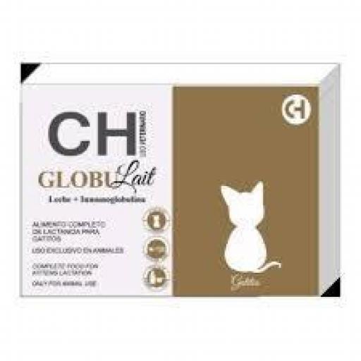GLOBULAIT alimento completo para la lactancia del gato