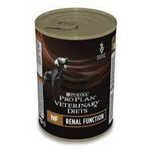 ProPlan Veterinary Diet Canine NF (Renal) 12 x 400 grms.