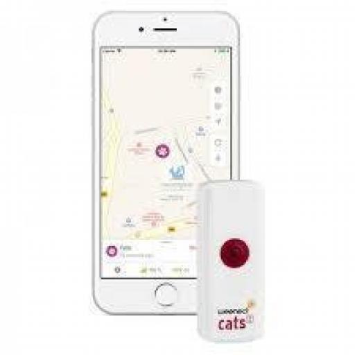 LOCALIZADOR GPS WEENECT-GATO