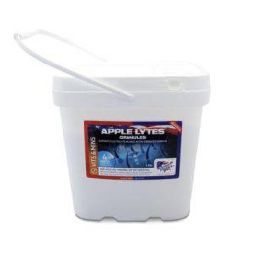 APPLE LYTES 2,5 Kg (Reconstituyente Caballos)