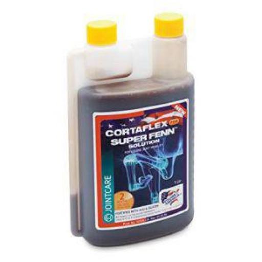 CORTAFLEX HA SUPER FENN 1Litro (Salud Cartílago y Articulaciones)