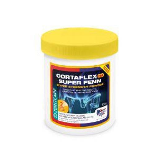CORTAFLEX HA SUPER FENN SUPER STRENGTH POWDER 454 grms. (Salud Articular)