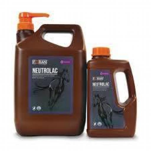 NEUTROLAC 1 Litro (Complemento Nutricional Caballos)