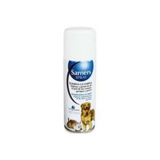 SARNERS Spray 200 ml. Especial Sarna