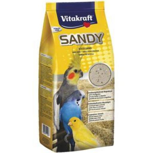 SANDY Arena Pájaros 2.5 Kgs.