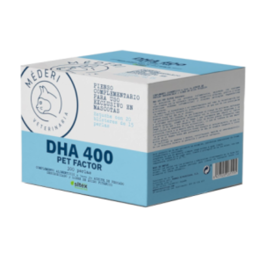 DHA 400 PET FACTOR (Mederi)