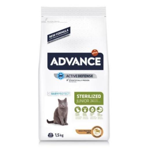 Advance Junior Sterilized para gatos
