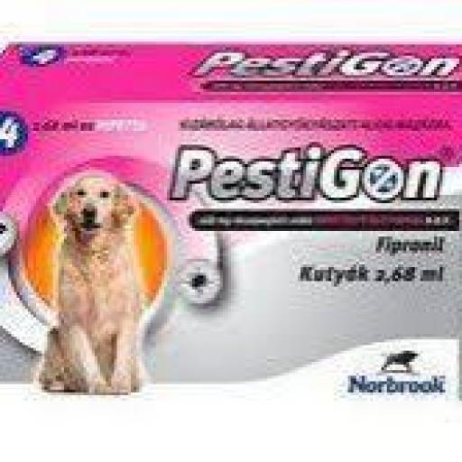 Antiparasitario Externo Pestigon Perros Grandes 20-40kg
