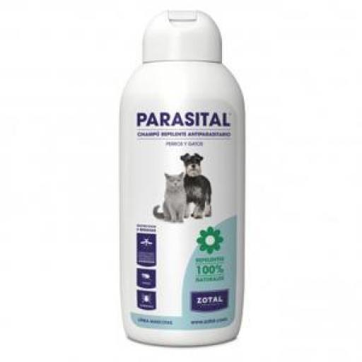 Parasital Champu Repelente 400 ml