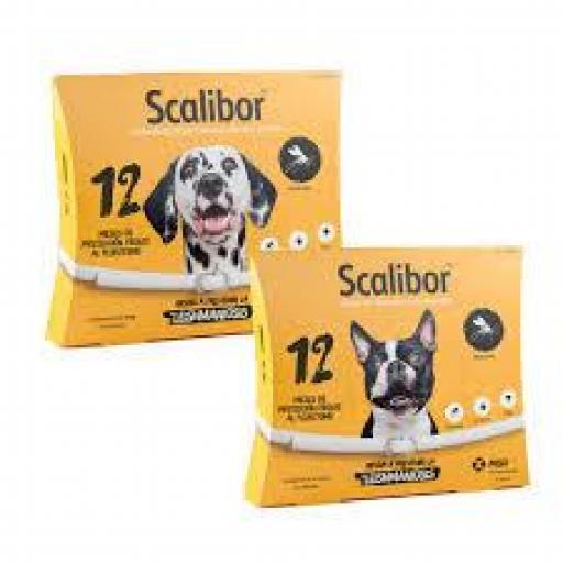 Scalibor Collar Antiparasitario 12 Meses