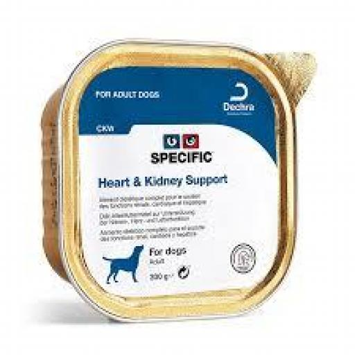 Specific Canine CKW Heart & Kidney Support