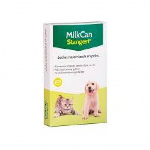 MILKCAN Leche En Polvo Perros y Gatos [0]