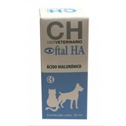 OFTAL HA Solución Ocular 20 ml. Gotero