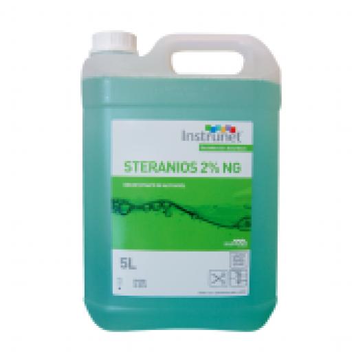 INSTRUNET Steranios 2% NG (Desinfectante de alto nivel para productos sanitarios)