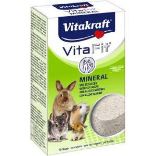 Vitakraft Piedra Mineral Vita Fit (10 unidades)