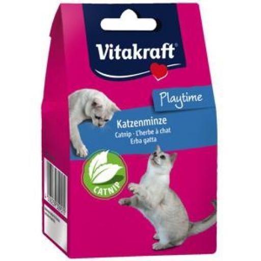 Vitakraft Catnip Natural 20 grms.
