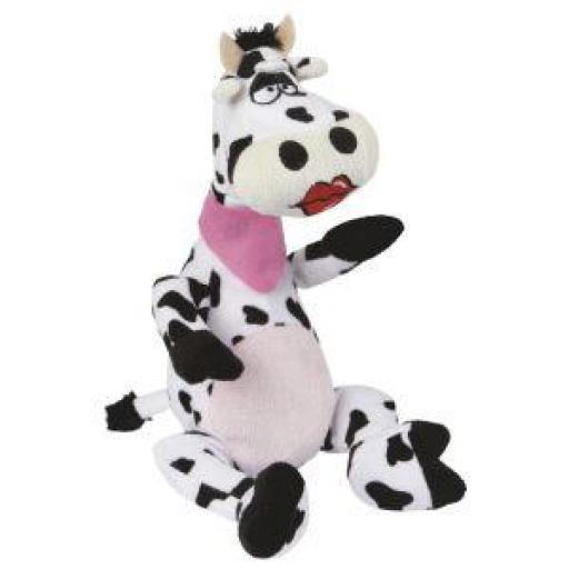 Juguete Vaca Olga Perro 30 cms.