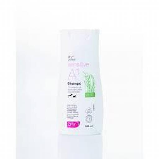 DFV DERM Sensitive Champú A1