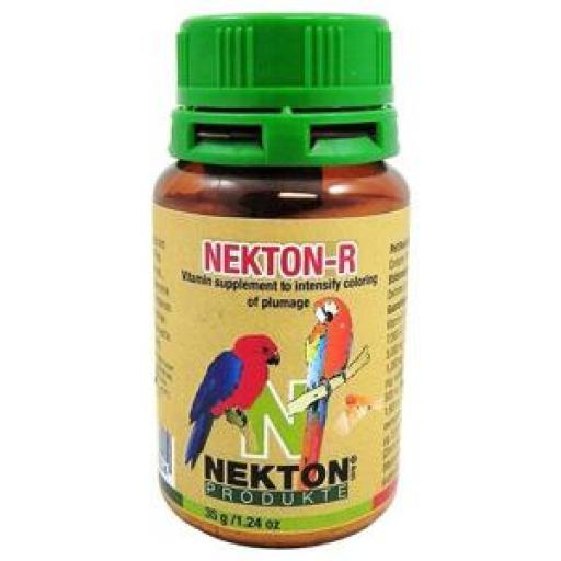 Nekton R Vitaminas Factor Rojo