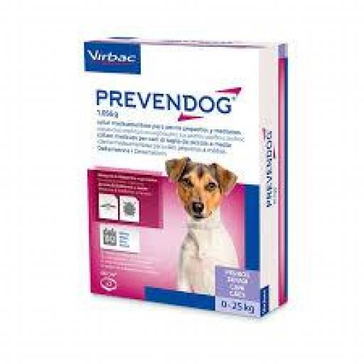 Prevendog Collar Antiparasitario Virbac Para Perros De 0-5kg