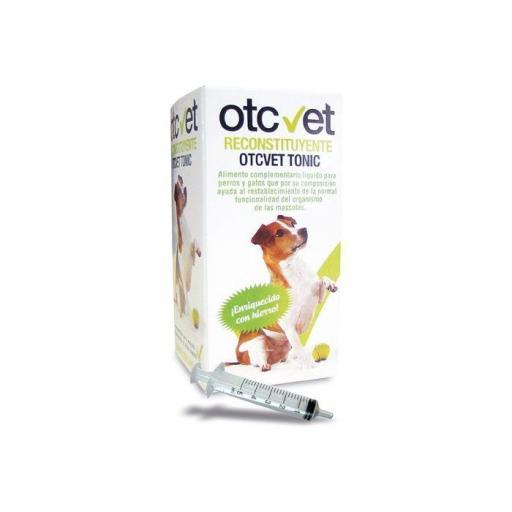 OTCVET Reconstituyente (suplemento vitamínico anemia en perros y gatos)