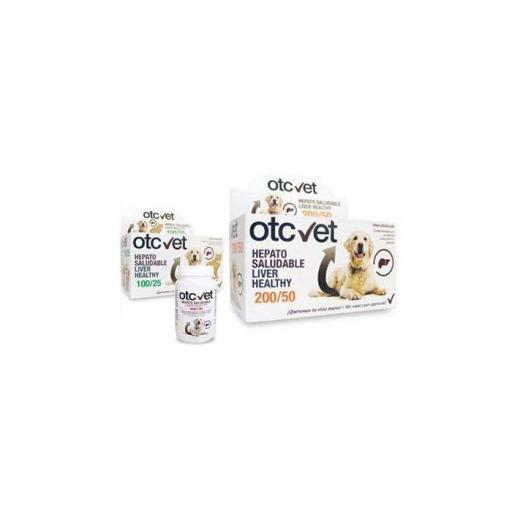 OTCVET Hepato Saludable 100/25 (300 comprimidos)