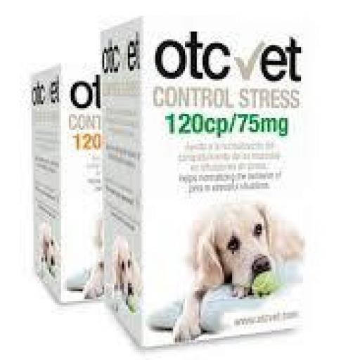 OTCVET Control Stress 75 mg. (120 comprimidos)