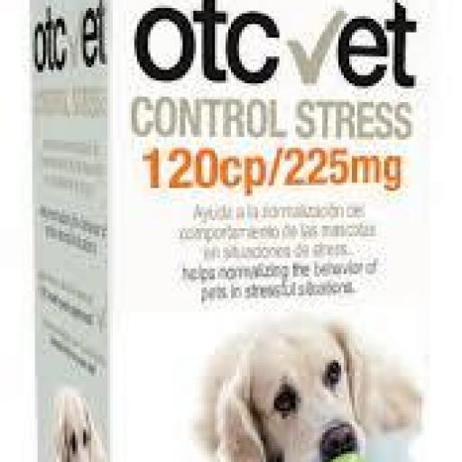 OTCVET Control Stress 225 mg. (120 comprimidos)