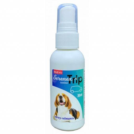 Serenex TRIP Spray Tranquilizante Canino