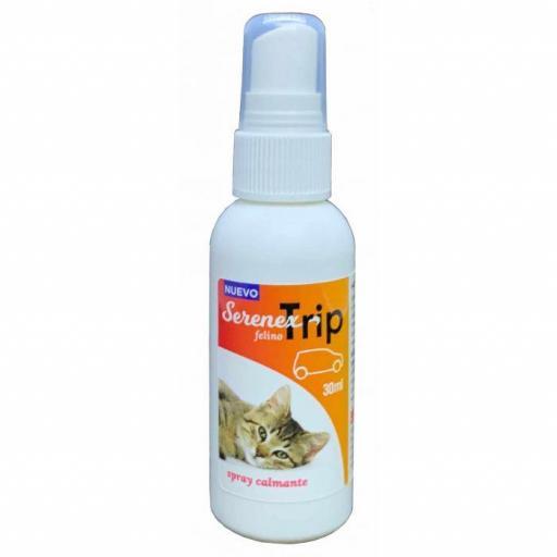 Serenex TRIP Spray Tranquilizante Felino