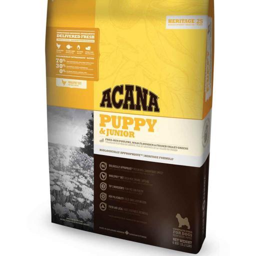 Acana Heritage Puppy & Junior