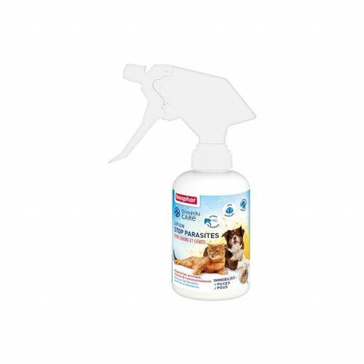 Beaphar Dimethicare Spray Antiparasitario