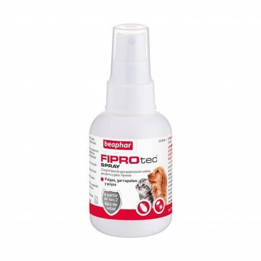 Beaphar Fiprotec Spray Perros Y Gatos