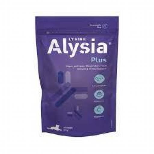 Alysia Plus 30 Chews Vetnova