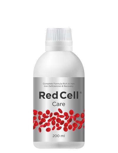 RED CELL CARE Vetnova Vitaminas y Minerales Oral Perro & Gato
