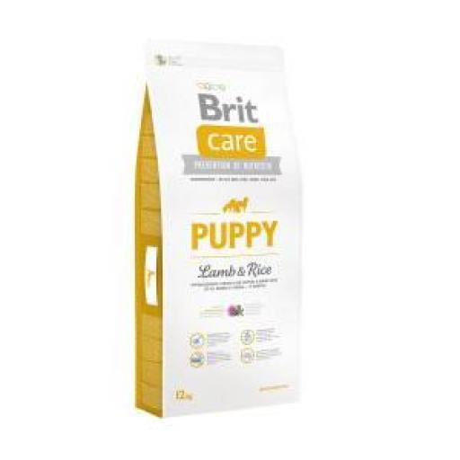 Brit Care Puppy Cordero Y Arroz Pienso Perro