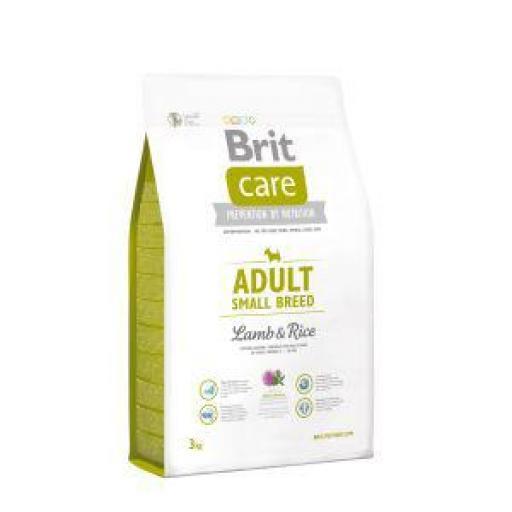 Brit Care Cordero Y Arroz Pienso Perro Razas Pequeñas