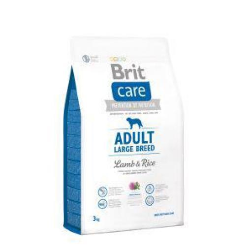 Brit Care Cordero Y Arroz Pienso Perro Razas Grandes