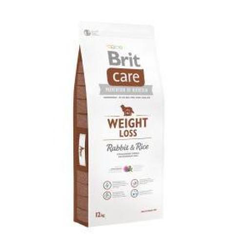 Brit Care Weight Loss Conejo Pienso Perro