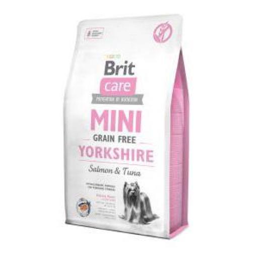 Brit Care Grain Free Pienso Yorkshire