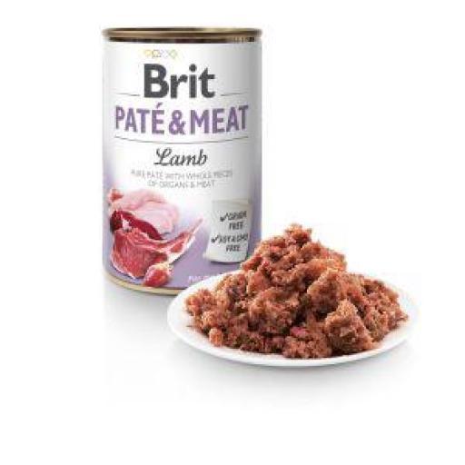 Brit Pate Carne De Cordero Perros