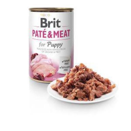 Brit Pate Carne De Puppy Perros