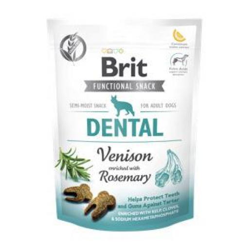 Brit Care Snack Dental De Venado Perros