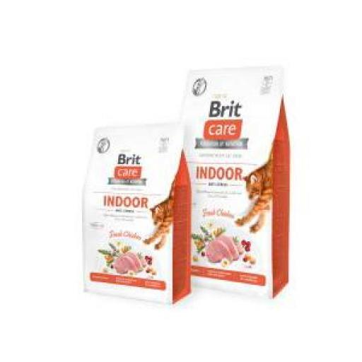 Brit Care Cat Adult Grain Free Indoor Anti-Stress
