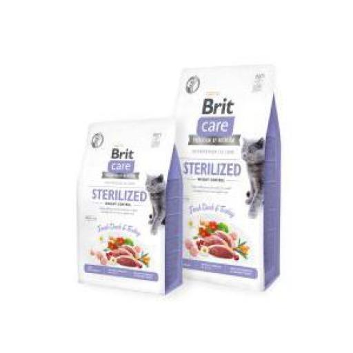 Brit Care Cat Grain Free Sterilized Weight Control