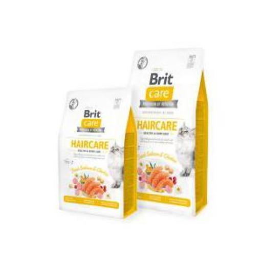 Brit Care Cat Grain Free Haircare Healthy Shinny Coat