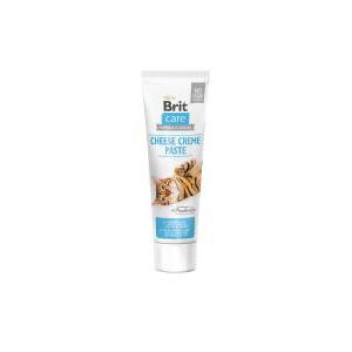 Brit Care Cat Pasta Crema De Queso Con Prebióticos