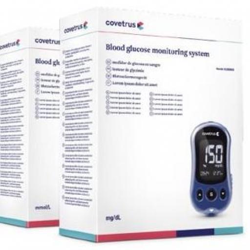 Glucometro Profesional Covetrus 1ª calidad (Glucosa)