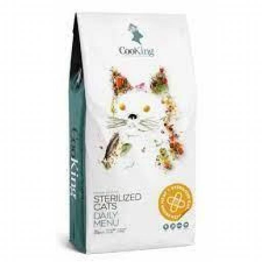 Cooking Cat Grain Free Adult STERILIZED